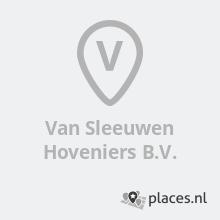 Super Van Sleeuwen Hoveniers B.V. in Veghel - Tuin en landschap JE-08