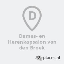 Dames en Herenkapsalon van den Broek in Wouw Kapper
