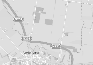 Kaartweergave van Milieustraat in Aardenburg