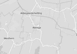 Kaartweergave van Bouwbedrijf feenstra in Abbega