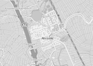 Kaartweergave van Accon avm in Abcoude