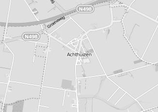 Kaartweergave van Slager in Achthuizen