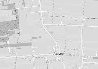 Kaartweergave van Kikkert in Alteveer Gemeente De Wolden Drenthe