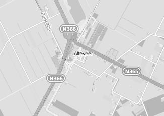 Kaartweergave van Accon avm in Alteveer Groningen