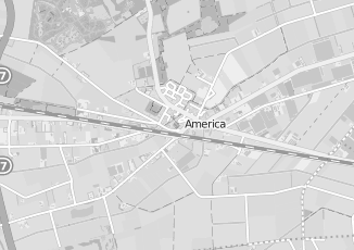 Kaartweergave van Roelofs in America