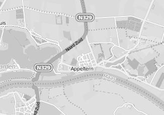 Kaartweergave van Heuvel in Appeltern