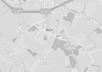 Kaartweergave van Loopbaanbegeleiding in Asch