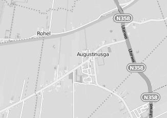Kaartweergave van Heide in Augustinusga
