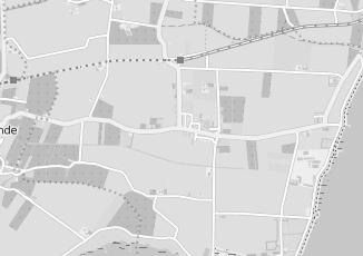 Kaartweergave van Hoondert in Baarland