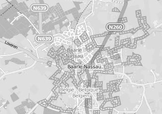 Kaartweergave van Hermans in Baarle Nassau