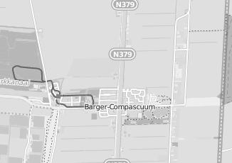 Kaartweergave van Loonbedrijven in Barger Compascuum