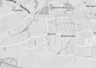 Kaartweergave van Bever in Basse