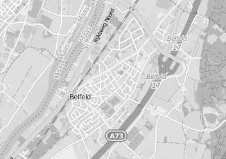 Kaartweergave van Claessen in Belfeld