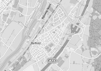 Kaartweergave van Timmermans in Belfeld
