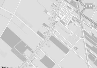 Kaartweergave van Beewen in Bellingwolde
