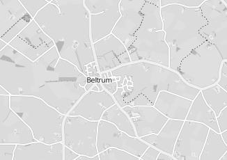Kaartweergave van Nijenhuis in Beltrum