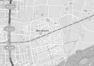 Kaartweergave van Kleijn in Berghem
