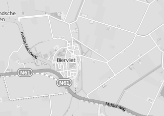 Kaartweergave van E thomas in Biervliet