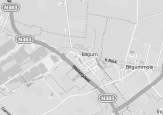 Kaartweergave van Nissan in Bitgum