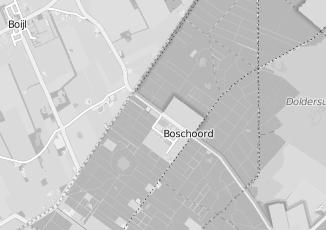 Kaartweergave van Groothandel in bouwmateriaal in Boschoord