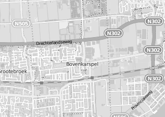 Kaartweergave van Postma in Bovenkarspel