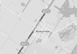 Kaartweergave van Deelstra in Bovensmilde