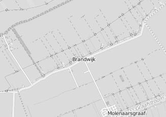 Kaartweergave van Interieurbouw in Brandwijk