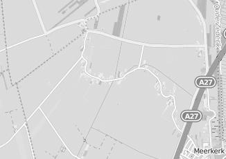 Kaartweergave van Albert heijn in Broek