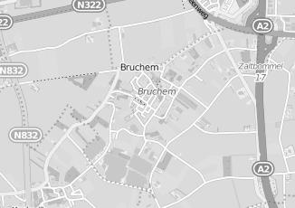Kaartweergave van Zeeman in Bruchem