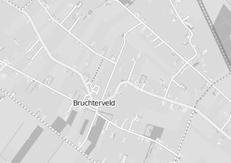 Kaartweergave van Meulenkamp in Bruchterveld