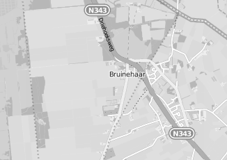 Kaartweergave van Groothandel in bouwmateriaal in Bruinehaar