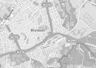Kaartweergave van Adams in Brunssum