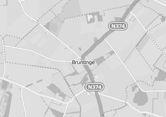 Kaartweergave van Groothandel in Bruntinge