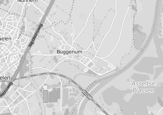 Kaartweergave van Vobis in Buggenum