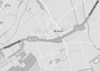 Kaartweergave van Haandrikman in Buinen