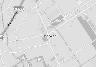 Kaartweergave van C1000 in Buinerveen
