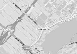 Kaartweergave van Bank in Burgerveen
