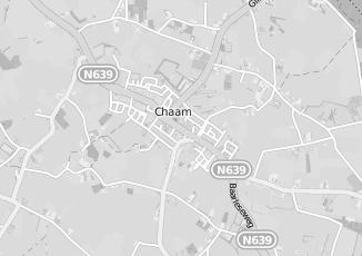 Kaartweergave van Van den broek in Chaam
