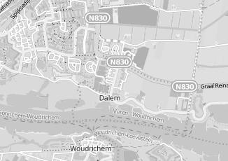 Kaartweergave van Action in Dalem