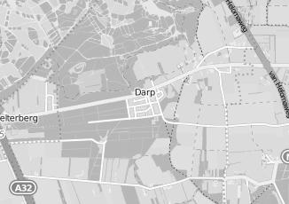 Kaartweergave van Mulder in Darp