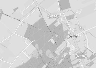 Kaartweergave van Cazemier in De Kiel