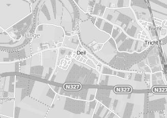 Kaartweergave van Kessel in Deil
