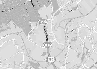 Kaartweergave van Albert heijn in Diffelen