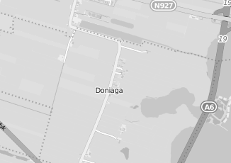 Kaartweergave van Binnenvaart in Doniaga