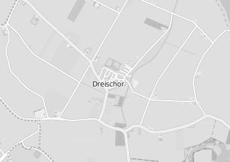 Kaartweergave van Gool in Dreischor