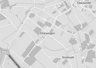 Kaartweergave van Meubels in Driewegen