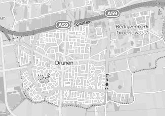 Kaartweergave van Kremers in Drunen