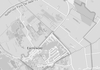 Kaartweergave van Verlichting in Earnewald