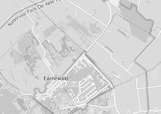 Kaartweergave van Adema in Earnewald
