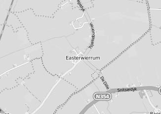Kaartweergave van Supermarkt in Easterwierrum